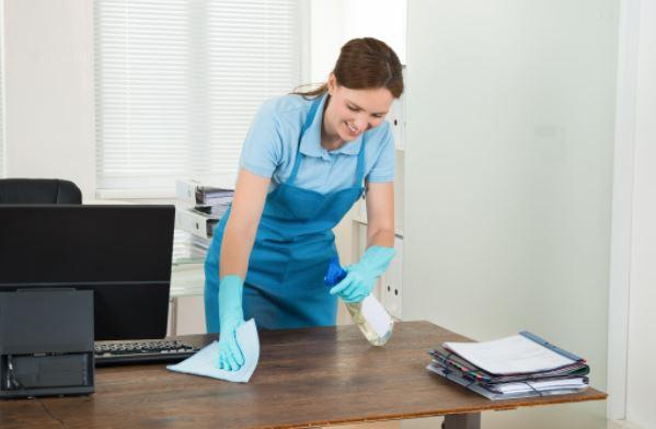 Empresas de desinfección de oficinas